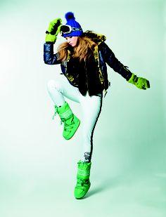 Sportalm - Designer Skiwear at Stefan Kaelin in #Aspen.