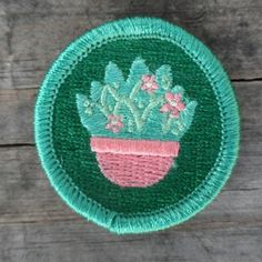 foraging badge