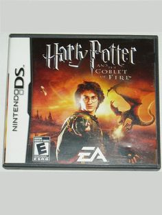 Nintendo DS Game - Harry Potter and the Goblet of Fire
