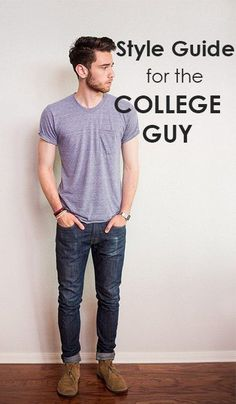 Listen up, boys. Now that you're a college guy, many things are going to change. You might be looking to change your style to reflect your new-found manhood that came to you in the form of an acceptance letter. You are an adult now, so it's time to put...