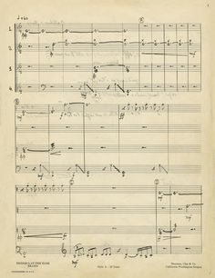 """John Cage 4'33""""- The idea of writing a silent piece of music 