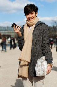 On the Street…..Little Ms. Adorable, Paris & London