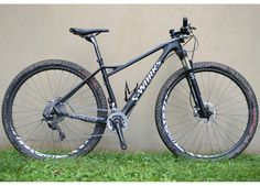 Specialized S-Works Fate...the hardtail I really want!