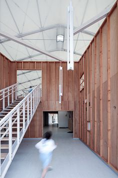 Fukumasu Kindergarten Annex, Chiba, 2016 by Yasutaka Yoshimura Architects