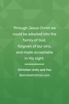 In Christian Unity and You, you'll learn helpful truths that you can act on. God calls His children to be transformed, to walk humbly, and to live peacefully together. Genuine, visible love and unity among believers honors the Lord and proclaims His gospel to the world. Learn how you can display this kind of love to your brothers and sisters in Christ. Unity Quotes, This Kind Of Love, Christian Love, Strong Family, Sisters In Christ, Jesus Lives, Love Each Other, Forgiveness, Christianity