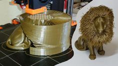 #VR #VRGames #Drone #Gaming To Kill or Not to Kill the Print - 3D Printed Hairy Lion 3d print, 3d printed, 3D Printed Hair, 3d printing, 3D printing material, 3dprintingfail, abs, abs filament, Drone Videos, hairy, Hairy Lion, Heat Gun, Primoz Cepin, prusa i3 mk2, rigid ink, simplify3d, Software, STL Gcode #3DPrint #3DPrinted #3DPrintedHair #3DPrinting #3DPrintingMaterial #3Dprintingfail #Abs #AbsFilament #DroneVideos #Hairy #HairyLion #HeatGun #PrimozCepin #PrusaI3Mk2 #Rig
