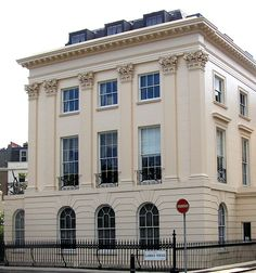Regents Park - London  John Nash