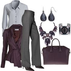"""off to work"" by hcc71 on Polyvore"