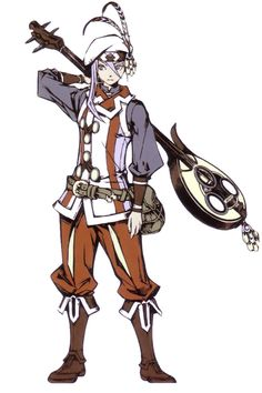 View an image titled 'Ramin Art' in our Suikoden Tierkreis art gallery featuring official character designs, concept art, and promo pictures. Game Character Design, Fantasy Character Design, Character Creation, Character Design References, Character Drawing, Character Design Inspiration, Character Concept, Fantasy Heroes, Fantasy Rpg