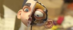 stop motion animation puppets | Set Visit Report: Futuristic Technology And Lots Of Patience Behind ...