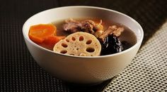 Cantonese Lotus Root Soup   food for life tv   Video Recipes, Local Dishes, Kitchen Hacks