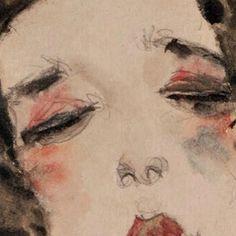 "79 Likes, 6 Comments - @visualcatalog on Instagram: ""Egon Schiele - 3"""