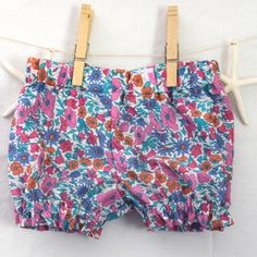 Liberty of London Bloomers, handmade by Fun Little Things