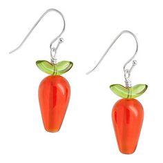 Carrot Top Earrings