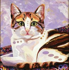 Bob Coonts re-creation of pets through color is an amazing treat. Dog and Cats come to life in beautiful acrylic and water color paintings