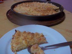 Foto: Pilar Larralde Armas     Esta torta la hice hace unas semanas, creo que fué a la tarde, estaba aburrida, queria cocinar algo y n...