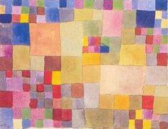 Verso l'astrazione i colori della pittura del XIX e XX secolo