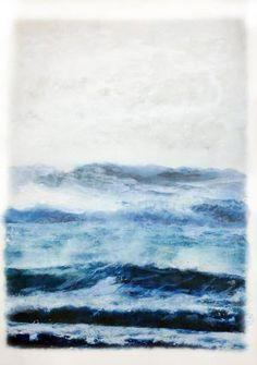 "Saatchi Art Artist Kunstbetrieb Alujevic; Painting, ""Odanuh"" #art"
