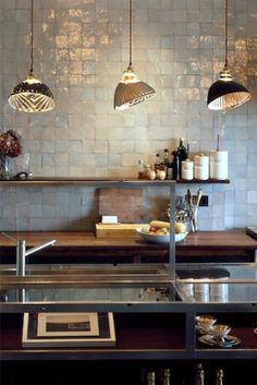 CHOOSE THE PERFECT LIGHTING DESIGN TO YOUR MODERN KITCHEN_see more inspiring articles at http://www.homedesignideas.eu/choose-perfect-lighting-design-modern-kitchen/