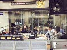 只今、文化放送『楽器楽園~ガキパラ~』内コーナーYamaha pre「みゅ~ぱら」に生出演中!