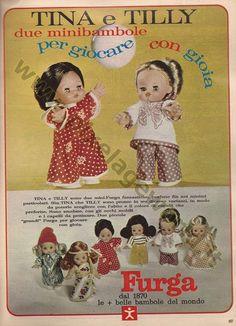 Tina e Tilly pubblicità 2