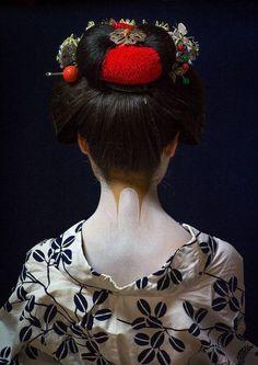 Geisha. Giappone