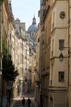 rue de Bièvre, Paris