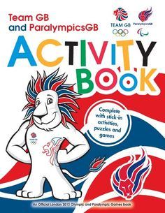 With loads of photos and fun things to do and read about, this title is packed full of quizzes, puzzles, games and more than 50 stickers, all themed around young readers' favourite Team GB stars and the events they will compete in.
