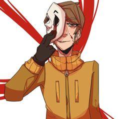 Masky (Creepypasta) by KSasata on DeviantArt