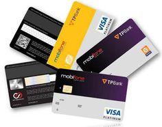 thẻ visa mobi phone liên kết với TP bank Convenience Store, Packing, Convinience Store, Bag Packaging