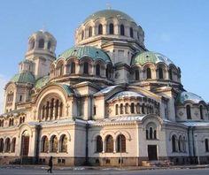 Alexander Nevsky Catedral, Sofia, Bulgaria