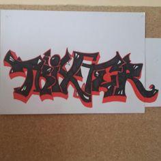 Trixter rysunek