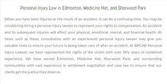 BPCAB Injury Law has a dedicated team of personal injury lawyers in Sherwood Park. Sherwood Park, Personal Injury Lawyer, Ab, Medicine, Room, Bedroom, Rooms, Medical, Rum