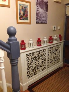 Our hallway Decor, Furniture, Cabinet, Places, Home Decor, Favorite Places, Storage, Hallway