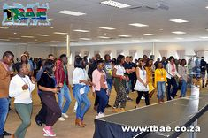 Danone Combo Indoor Activities team building Pretoria...