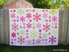 My Quilt Diet...: The Notting Hill Asterisk