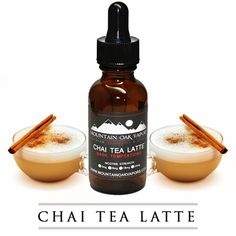 This High VG E-Liquid from Mountain Oak Vapors is the most authentic Chai Tea E-liquid on the market!