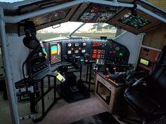 How To Make A Home Flight Simulator    (#QuickCrafter)