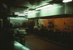 E building kitchen (Roger Johnson)