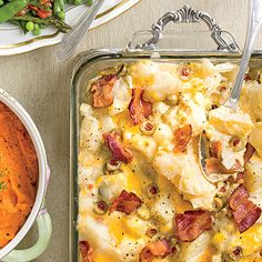 Hot Potato Salad Recipe - Easter Side Dishes - Southern Living