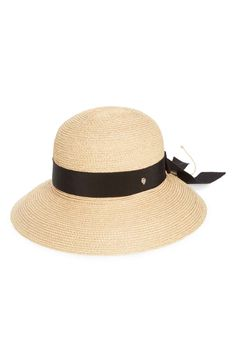 Main Image - Helen Kaminski Newport Raffia Straw Hat