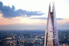 The Shard: La nueva atracción turistica de Londres | Diario de un Londinense