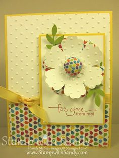 Another great card from Sandy Mathis!!!#Repin By:Pinterest++ for iPad#