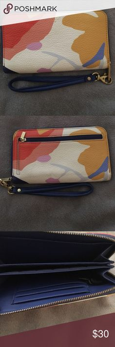 Fossil Wallet New Fossil Bags Clutches & Wristlets