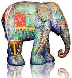 Asia - Elephants on Parade
