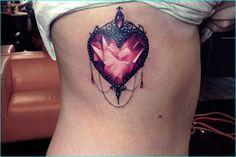 12 Jazzy Jewel Tattoo Design Ideas