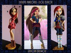 Ramona Badwolf, High E, Ever After High, Monster High, Monsters, Princess Zelda, Tumblr, Dolls, Tv