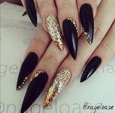 33 Gorgeous Black Na
