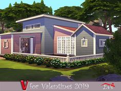 389 Best Sims 4 House CC images in 2019 | Sims 4, Sims, Sims 4 houses