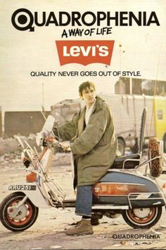 youngseoulrebels: Levi's ad 1979